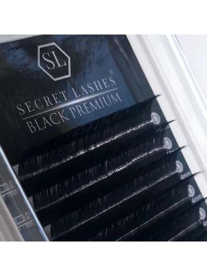 Rzęsy Black Premium Volume