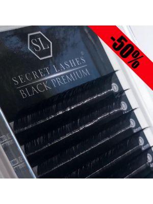 Rzęsy Black Premium MIX Volume