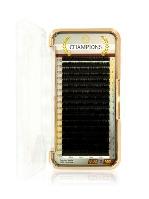 Rzęsy SL Champions 0,085 MIX