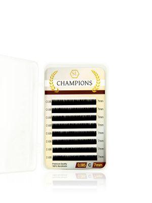 Rzęsy SL Champions 0,085 mała kasetka