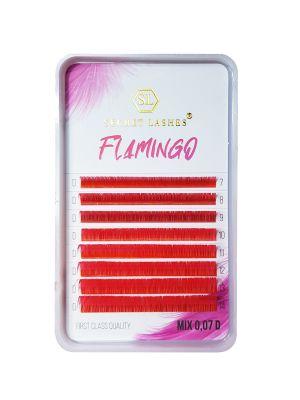 Rzęsy SL COLOR Flamingo