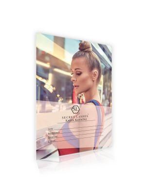 Karta Klientki - 10 sztuk