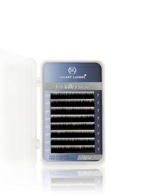 Rzęsy L Collection 0,07 mała kasetka