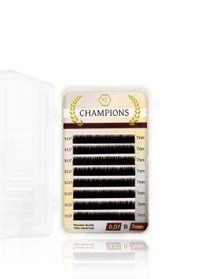 Rzęsy SL Champions 0,07 mała kasetka